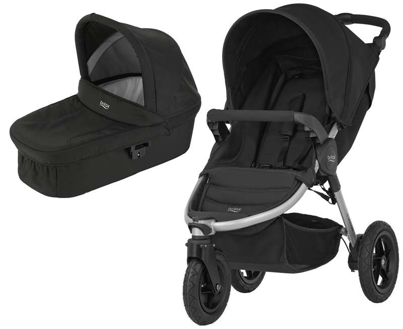 Britax B-Motion 3 – Cosmos Black