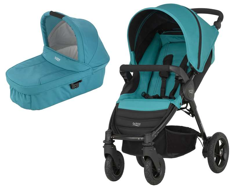 Britax B-Motion 4 – Lagoon Green