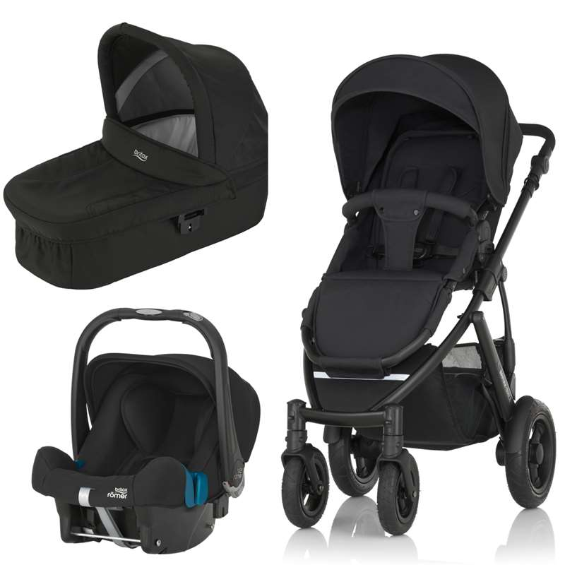 Britax Smile 2 – Cosmos Black